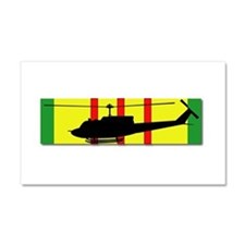 Vietnam - Aviation - Air Assaul Car Magnet 20 x 12
