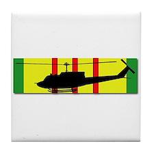 Vietnam - Aviation - Air Assault Tile Coaster