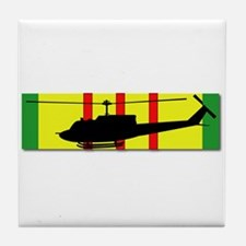 Vietnam - Aviation - Air Assault Tile Coaster
