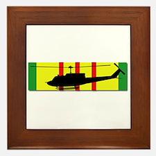 Vietnam - Aviation - Air Assault Framed Tile