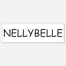 Nellybelle Bumper Bumper Bumper Sticker