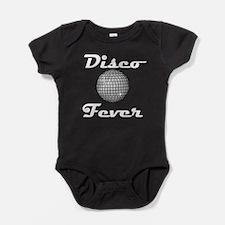 Disco Fever Disco Ball Baby Bodysuit