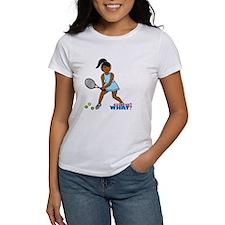 Tennis Player - Dark Tee