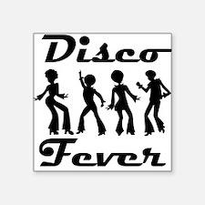 Disco Fever Disco Dancers Sticker