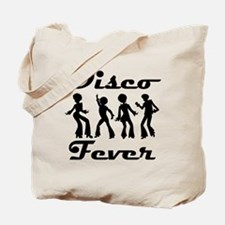 Disco Fever Disco Dancers Tote Bag