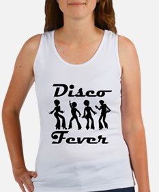 Disco Fever Disco Dancers Tank Top