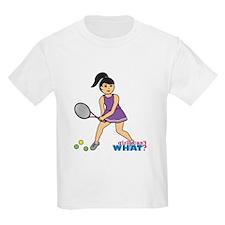 Tennis Player - Medium T-Shirt