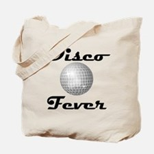 Disco Fever Disco Ball Tote Bag