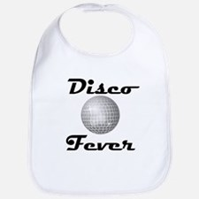 Disco Fever Disco Ball Bib
