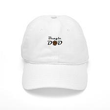 Beagle Dad Baseball Baseball Cap
