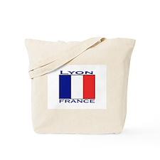 Lyon, France Tote Bag