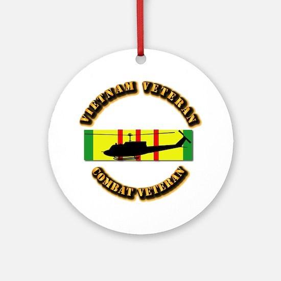 Vietnam - AVN - Air Assault Ornament (Round)