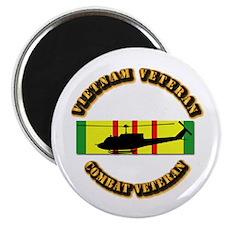 """Vietnam - AVN - Air Assaul 2.25"""" Magnet (100 pack)"""