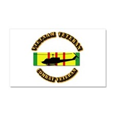 Vietnam - AVN - Air Assault Car Magnet 20 x 12
