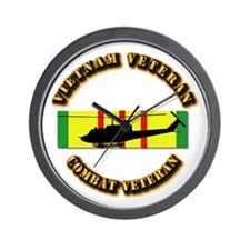 Vietnam - AVN - Air Assault Wall Clock