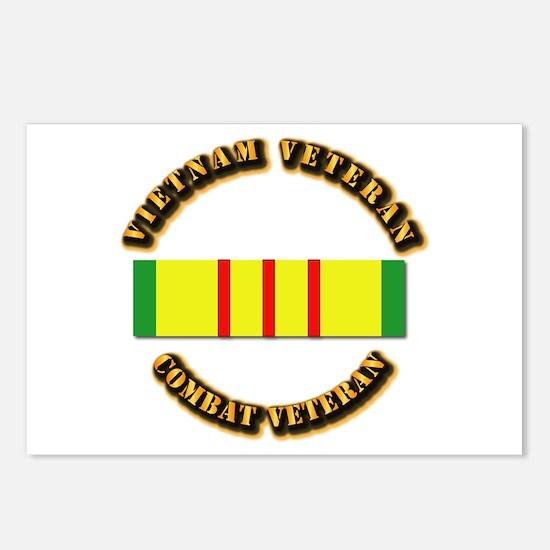 Vietnam Veteran - Service Postcards (Package of 8)
