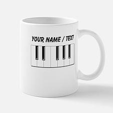 Custom Keyboard Keys Mugs