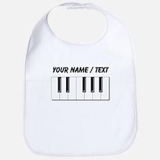 Custom Keyboard Keys Bib