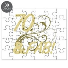 70 And Fabulous (Glitter) Puzzle