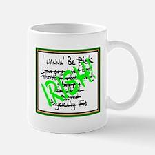 I Wanna Be Irish Mugs