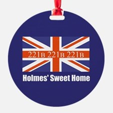 Holmes' Sweet Home Ornament