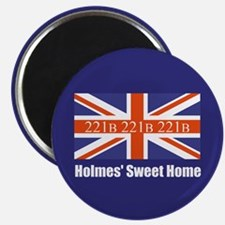 Holmes' Sweet Home Magnets
