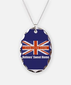 Holmes' Sweet Home Necklace