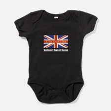 Holmes' Sweet Home Baby Bodysuit