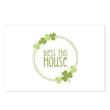 Bless This House Postcards (Package of 8)