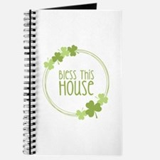 Bless This House Journal