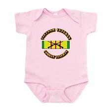 Vietnam - Infantry Infant Bodysuit