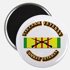"Vietnam - Infantry 2.25"" Magnet (10 pack)"