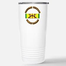Vietnam - Infantry Travel Mug
