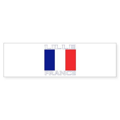 Lille, France Bumper Sticker