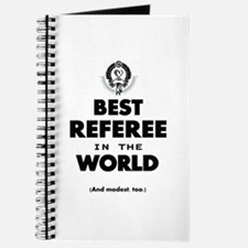 Best Referee in the World Journal