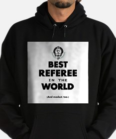 Best Referee in the World Hoodie