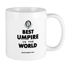 Best Umpire in the World Mugs