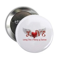 Lasting Over a Variety of Emotions Love Wings 2.25