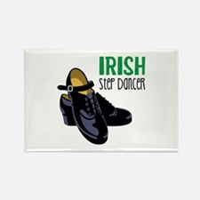 Irish Step Dancer Magnets