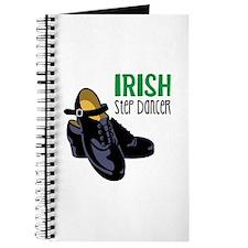 Irish Step Dancer Journal
