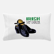 Irish Step Dancer Pillow Case