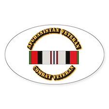 Afhganistan Veteran Decal