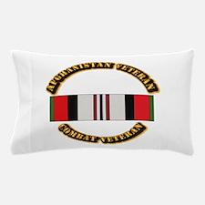 Afhganistan Veteran Pillow Case