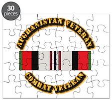 Afhganistan Veteran Puzzle