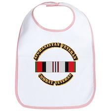 Afhganistan Veteran Bib