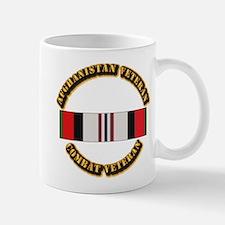 Afhganistan Veteran Mug