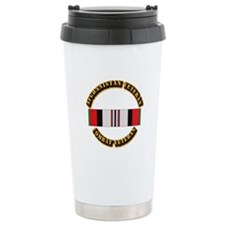 Afhganistan Veteran Travel Mug