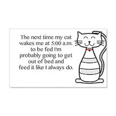 The next my cat.. Wall Sticker
