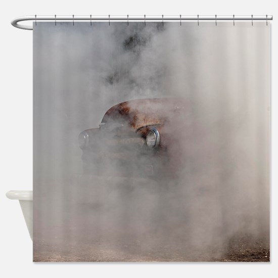 Cute Pit bulls Shower Curtain
