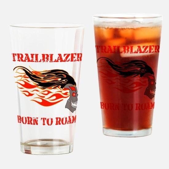 Trailblazer Drinking Glass